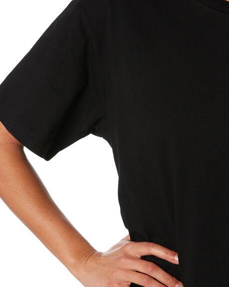 BLACK WOMENS CLOTHING SNDYS TEES - SET112BLK