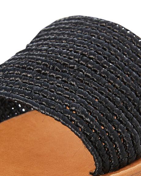 BLACK OUTLET WOMENS URGE SLIDES - URG19001NBLK