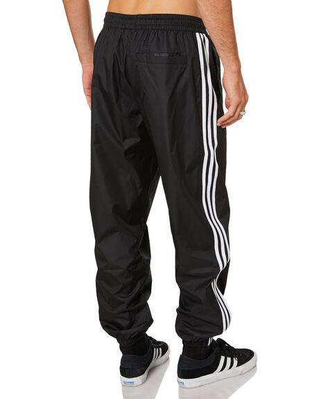 BLACK WHITE MENS CLOTHING ADIDAS PANTS - GL9923BKW
