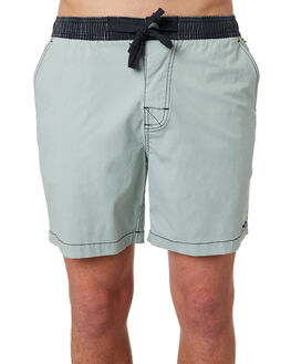 HAZY BLUE OUTLET MENS THE CRITICAL SLIDE SOCIETY BOARDSHORTS - BS1847HAZY