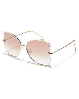 GOLD WOMENS ACCESSORIES SEAFOLLY SUNGLASSES - SEA1912612GLD