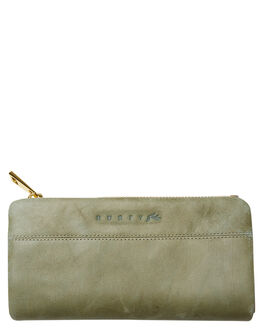 FADED OLIVE WOMENS ACCESSORIES RUSTY PURSES + WALLETS - WAL0769FDO