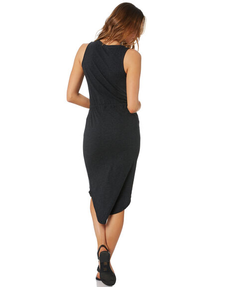 BLACK WOMENS CLOTHING SILENT THEORY DRESSES - 6008020BLK