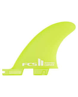 GREEN BOARDSPORTS SURF FCS FINS - FCAR-NG01-SS-RS-RGRN