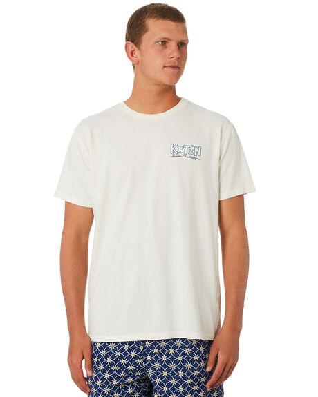 WOOL MENS CLOTHING KATIN TEES - TSPRO03WOOL
