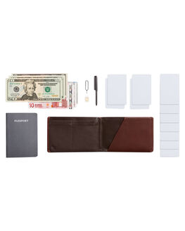 COCOA MENS ACCESSORIES BELLROY WALLETS - WTRB-RFIDCOCO