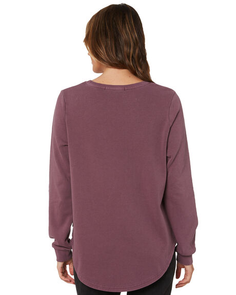 GRAPE WOMENS CLOTHING SILENT THEORY JUMPERS - 6053022GRP