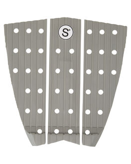 GREY BOARDSPORTS SURF SYMPL SUPPLY CO TAILPADS - SYMPLTW2GRY