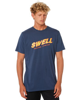 NAVY MENS CLOTHING SWELL TEES - S5202007NAVY