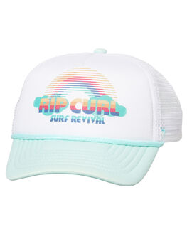 TURQUOISE KIDS TODDLER GIRLS RIP CURL HEADWEAR - FCAAX10074