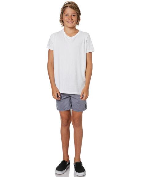 PIGMENT DENIM KIDS BOYS STAY BOARDSHORTS - SBO-20101-KPDEN