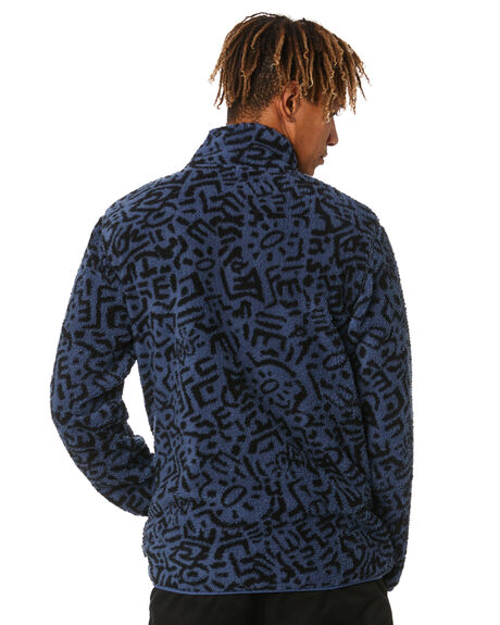 NAVY MENS CLOTHING RIP CURL JUMPERS - CFEFG90049