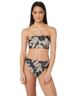 SANDBISCUS WOMENS SWIMWEAR STONE FOX SWIM BIKINI TOPS - 1029TSND