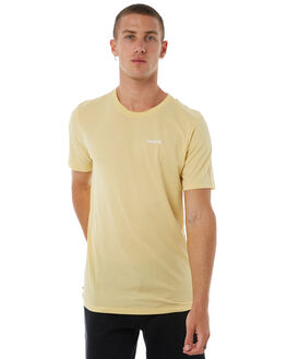 LEMON WASH MENS CLOTHING HURLEY TEES - AJ1739721