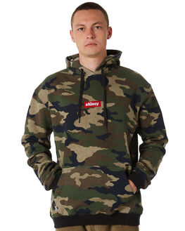 CAMO MENS CLOTHING STUSSY JUMPERS - ST085202CAMO
