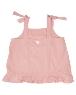PINK KIDS GIRLS EVES SISTER TOPS - 8045011PNK