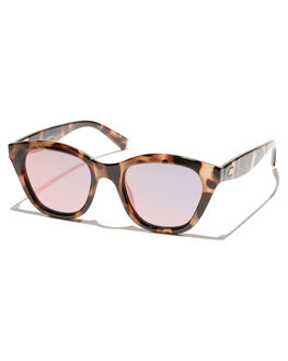 VOLCANIC TORT WOMENS ACCESSORIES LE SPECS SUNGLASSES - LSP1802180VOLC