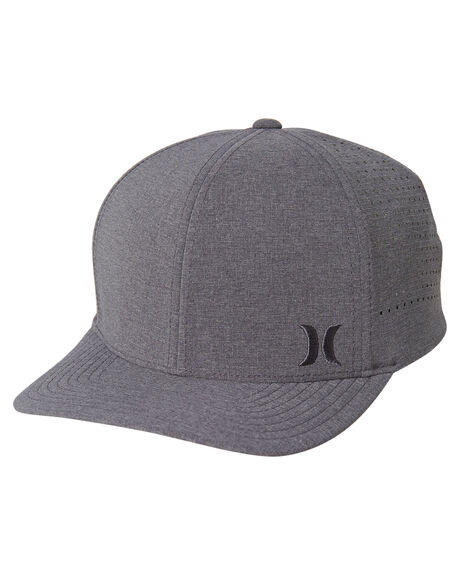 Hurley Phantom Ripstop Hat - Black Heather  3c06989e4c7