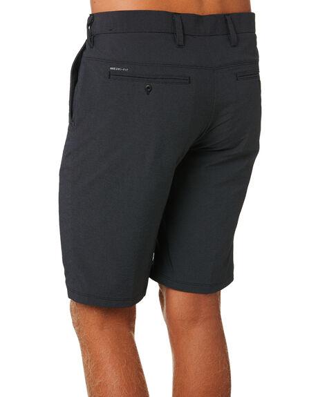 BLACK BLACK MENS CLOTHING HURLEY SHORTS - 895077010