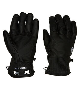 BLACK BOARDSPORTS SNOW VOLCOM GLOVES - J6852000BLK