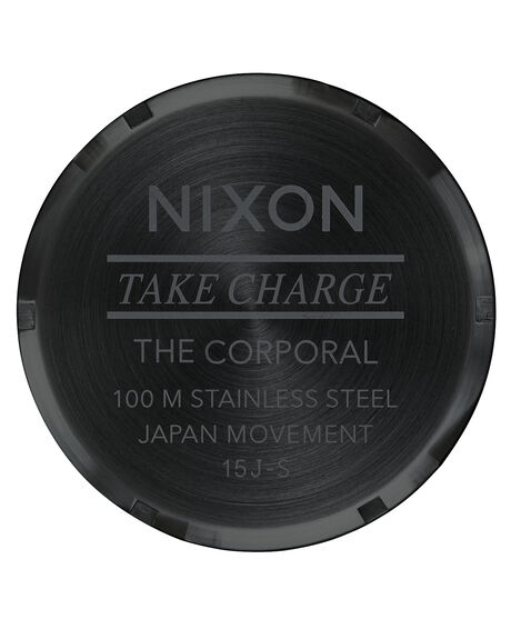 BLACK ROSE GOLD MENS ACCESSORIES NIXON WATCHES - A346957