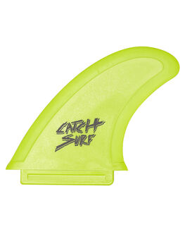 LIME BOARDSPORTS SURF CATCH SURF FINS - SAFETRI-LMLME
