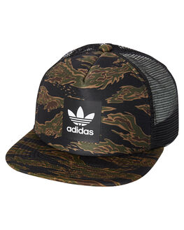MULTI MENS ACCESSORIES ADIDAS HEADWEAR - DH2585MUL