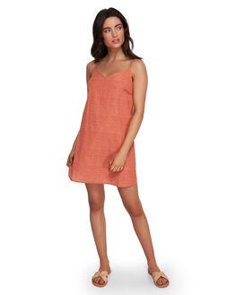 PINK SAND WOMENS CLOTHING BILLABONG DRESSES - BB-6591471-PID