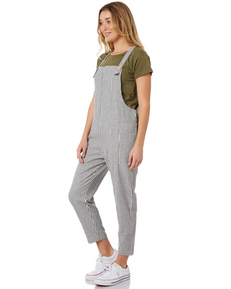 STRIPE WOMENS CLOTHING ELWOOD PLAYSUITS + OVERALLS - W83711-A7B