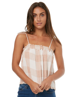 COOL WHIP WOMENS CLOTHING BILLABONG FASHION TOPS - 6572103CWP