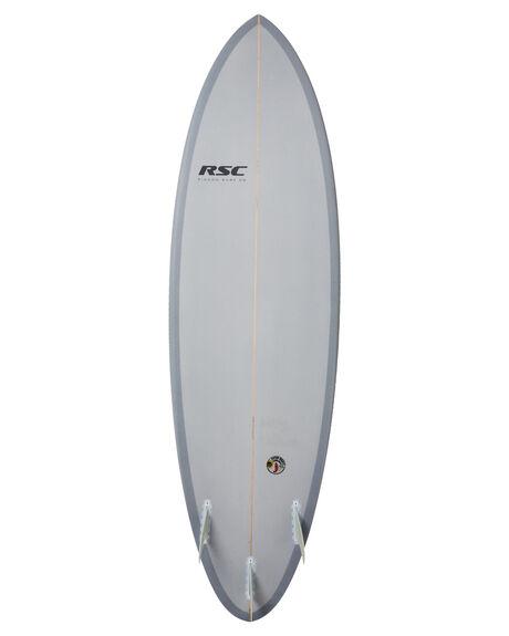 CHARCOAL BOARDSPORTS SURF RSC SURFBOARDS SURFBOARDS - CLSSD3CHAR
