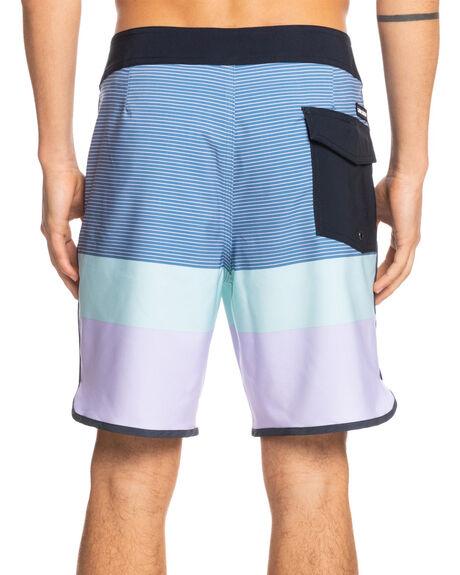 PURPLE HEATHER MENS CLOTHING QUIKSILVER BOARDSHORTS - EQYBS04530-PFG6