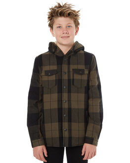 OLIVE OUTLET KIDS SWELL CLOTHING - S3172166OLIVE