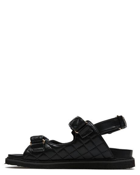 BLACK WOMENS FOOTWEAR BILLINI FASHION SANDALS - S692BLK