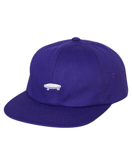 VANS PURPLE MENS ACCESSORIES VANS HEADWEAR - VN000YXKRSV