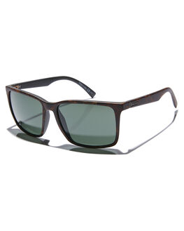 RICH MAHOGANY TORT MENS ACCESSORIES VONZIPPER SUNGLASSES - SMSLESHSGRMTOR