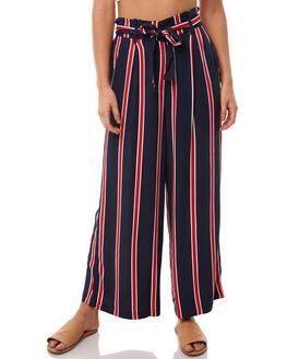 MULTI WOMENS CLOTHING MINKPINK PANTS - MP1710431MUL
