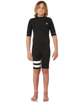 BLACK BOARDSPORTS SURF HURLEY BOYS - AV0789010