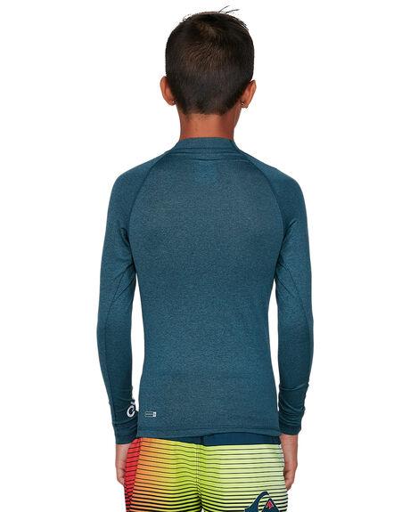 BLUE HEATHER BOARDSPORTS SURF QUIKSILVER BOYS - EQBWR03137-BSMH