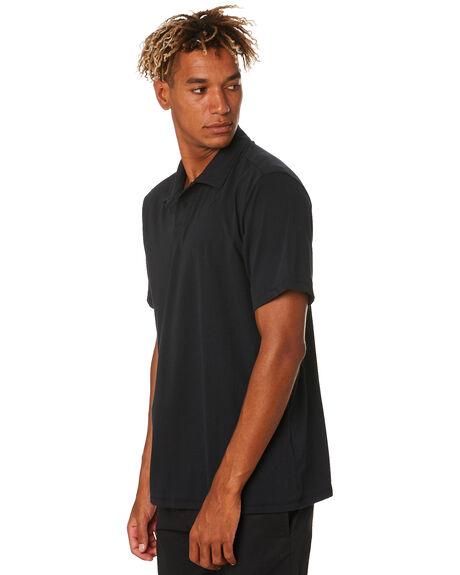 BLACK MENS CLOTHING HURLEY SHIRTS - CJ5798010
