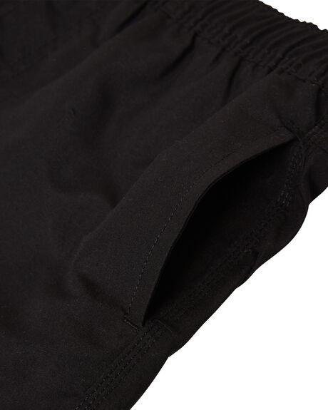 BLACK KIDS BOYS ST GOLIATH SHORTS - 24X0014BLK