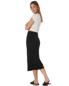BLACK WOMENS CLOTHING BETTY BASICS SKIRTS - BB250W19BLK
