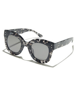 TORTOISE BLACK GREY WOMENS ACCESSORIES ROXY SUNGLASSES - ERJEY03053_XSKK