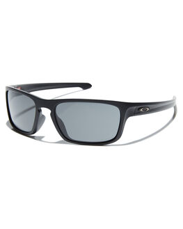 MATTE BLACK GREY MENS ACCESSORIES OAKLEY SUNGLASSES - OO9408-0156MBLKP