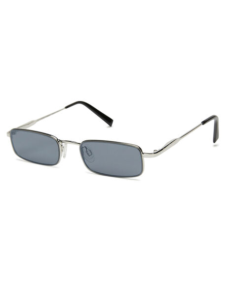 SHINNY SILVER WOMENS ACCESSORIES KENDALL AND KYLIE SUNGLASSES - KK4035G-44SSILV