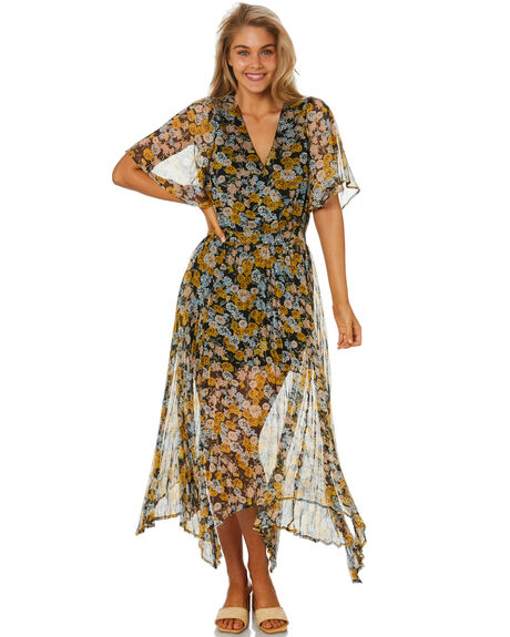 MULTI WOMENS CLOTHING MINKPINK DRESSES - MG2103466MUL