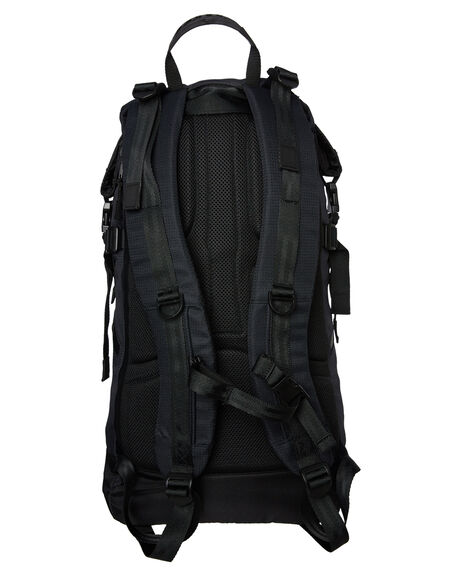 BLACK MENS ACCESSORIES DEPACTUS BAGS + BACKPACKS - D51831500BLK