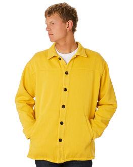 DANDELION MENS CLOTHING NUDIE JEANS CO JACKETS - 140607Y16