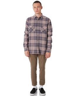 PURPLE MENS CLOTHING INSIGHT SHIRTS - 5000001883PURP