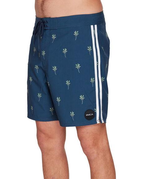 NAVY MARINE MENS CLOTHING RVCA BOARDSHORTS - RV-R308401-MYV